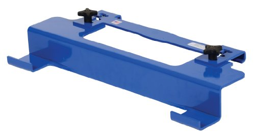 Vestil PJ-2001 Adjustable Pallet Jockey for Walkie Trucks, 4,000 lb. Capacity