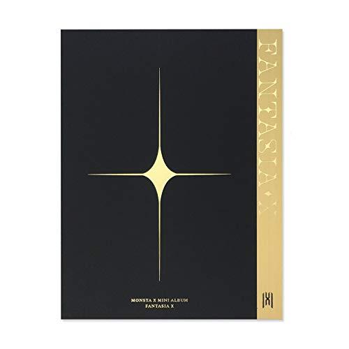 MONSTA X Mini Album - Fantasia X [ 3 ver. ] CD + Photobook + Photocard + Sticker + FREE GIFT / K-pop Sealed