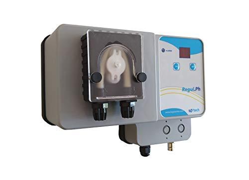 ByPiscine - Pompe doseuse automatique de pH pour piscine gamme So'Tech de ByPiscine