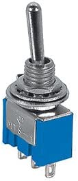 Mini Toggle Switch Max 41% OFF SPDT Center Off Sides Amp Momentary 6 Ranking TOP20 Both