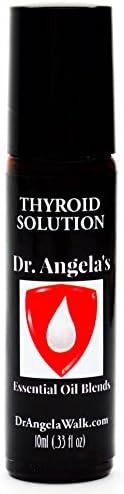 Top 10 Best thyroid essential oil blend Reviews