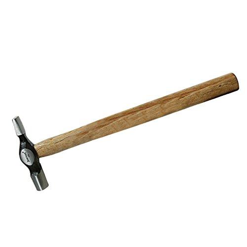 Silverline HA12B Hardwood Cross Pein Pin Hammer 4 oz