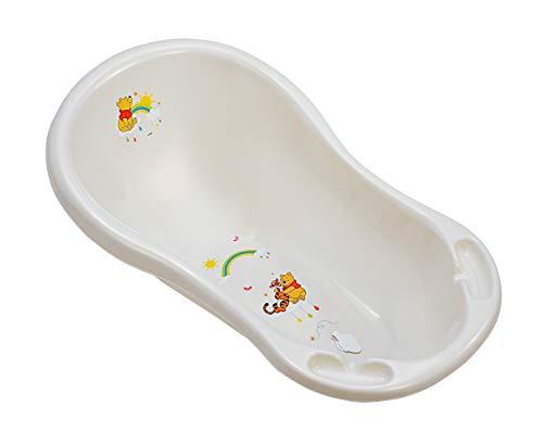 Baignoire bébé 84 cm Disney Winnie l'Ourson Blanc nacré