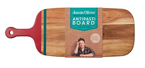 Jamie Oliver 554286 Servierbrett, Akazie