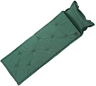 Camping Sleeping Pad- 70.9 x 22 x 1 Inch Self Inflating Camping Pad, Compact Sleeping Pads for Backpacking, Hiking Air Mattress with Pillow, Comfortable Camping Air Mattress for Outdoor