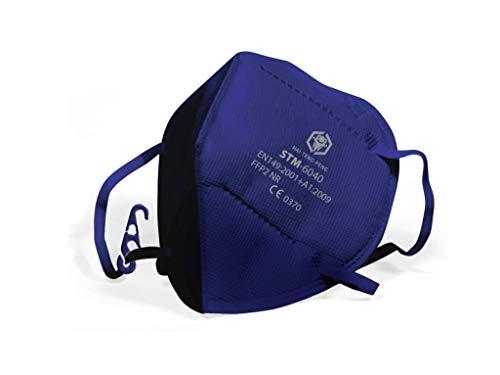 HAI TENG PENG FFP2 Maske CE Zertifiziert - Atemschutzmaske