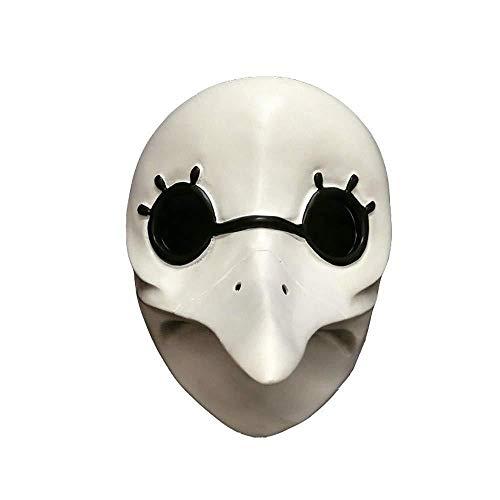 Máscara de cómic Broma Disfraz Máscara Divertido Comic Ridículo Halloween Realista Máscara de látex Máscara de Carnaval