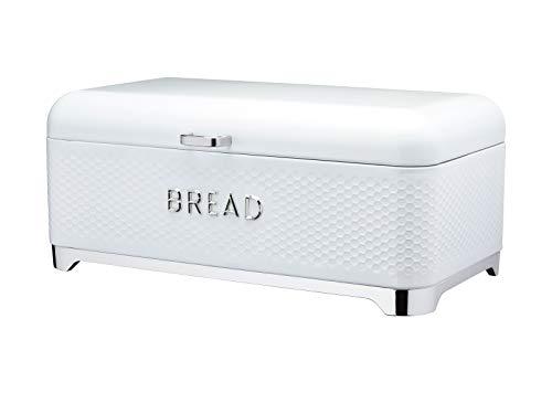 KitchenCraft Lovello Textured Bread Bin
