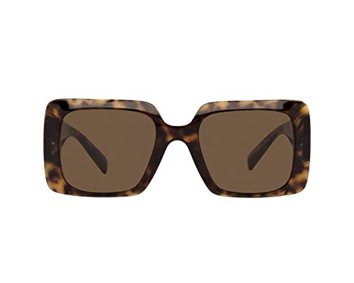 Versace Gafas de Sol MEDUSA STUD VE 4405 Dark Havana/Brown 54/22/140 mujer