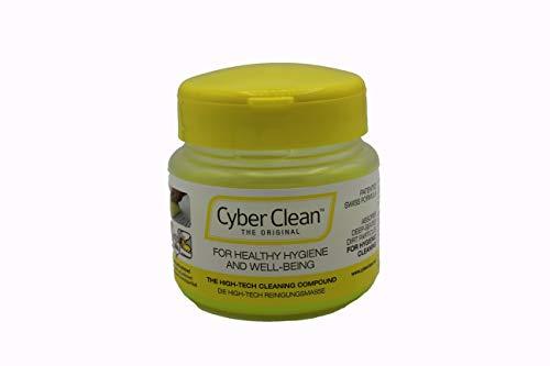 entfernt Schmutz und Staub CyberClean Home/&Office Reinigung Zip Bag 80gr.
