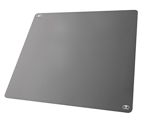 Ultimate Guard UGD010464 - Spielmatte 60 Monochrome 61 x 61 cm, grau