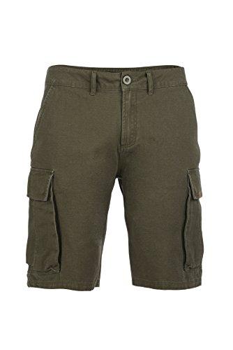 Urban Beach Amazon Slim Fit Short Homme, Vert, FR : L (Taille Fabricant : L)