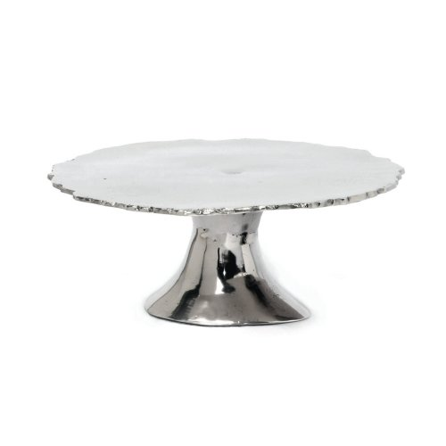 Star Home Artisan Footed Cake Stand