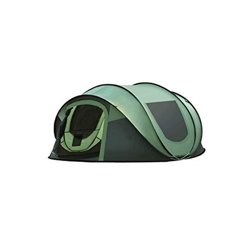 HYAN Tiendas iglú Carpa de Camping Familiar Escalada al Aire Libre Tienda de embarcaciones automática Tienda de Campaña