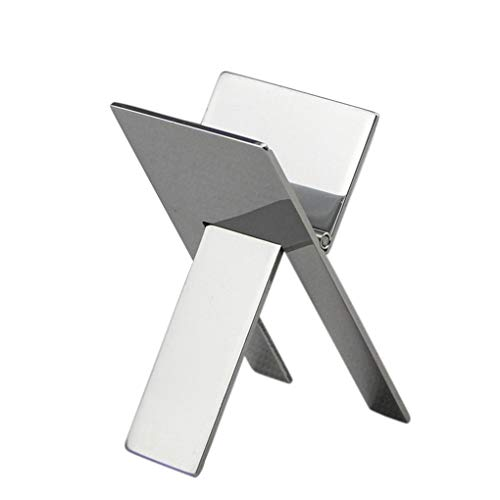 Stevlogs Stainless Steel Cigar Holder Bracket Foldable Stand Rack Cigar Cigarette Display Shelf Tray