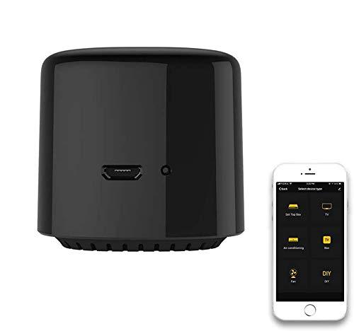BestCon RM4C Mini WiFi 4G Mando a distancia IR trabajo Alexa Google Assistant IFTTT Smart Home TV AC Controller APP mini3