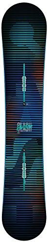 Burton Clash Snowboard, Uomo, Snowboard Clash, Blu, 151