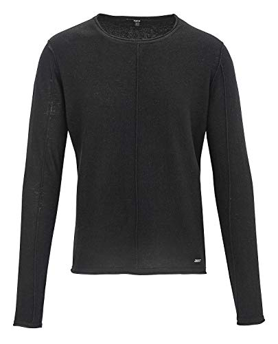 Tigha Herren Sweatshirt Finn Schwarz XL