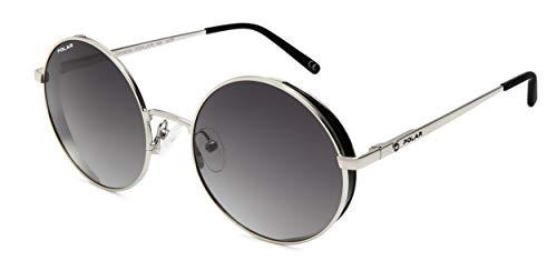 Polar sonnenbrille Beverly polarisierte Unisex-Silber/Schwarz