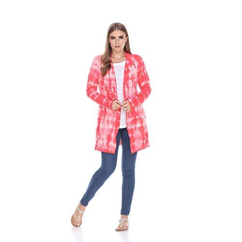 Neon Buddha Women's Neema Jacket, Coral, XS