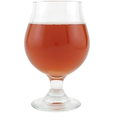 Libbey Belgian Beer Glass - 16 oz, Set of 4