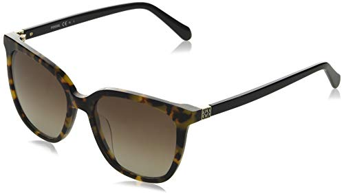 Fossil FOS 2094/G/S Sunglasses, DKHAVANA, 53 Womens