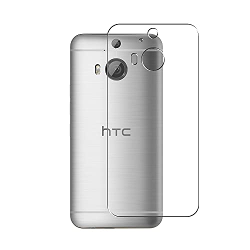 VacFun 2 Pezzi Pellicola Protettiva Posteriore, compatibile con HTC M9 Plus M9+ Skin Peau (Non Vetro Temperato Protezioni Schermo Cover Custodia) Back Film Protettivo