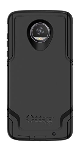 Otterbox Commuter Series for Moto z2 Play - Retail Packaging - Black