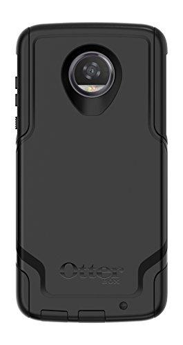 Otterbox Carcasa para Motorola Moto Z2 Play, Negro