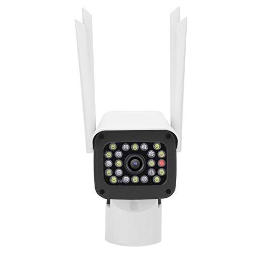 Cámara Cámara de vigilancia Cámara de seguridad Cámara PTZ, Cámara De Seguridad De 1080p 22 Luces WiFi Detección De Movimiento De 2 Vías Sistema De Monitoreo De Visión De La Noche De Intercomunicación