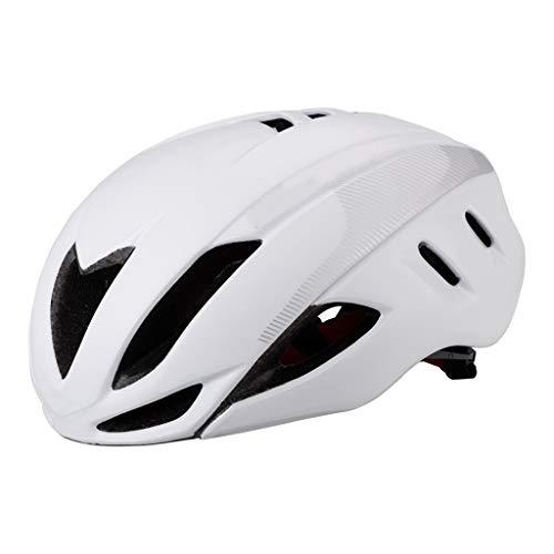 Meet World Adulto Bicicletas Casco Ligero Vents 17 Dial Fit System, Cascos...