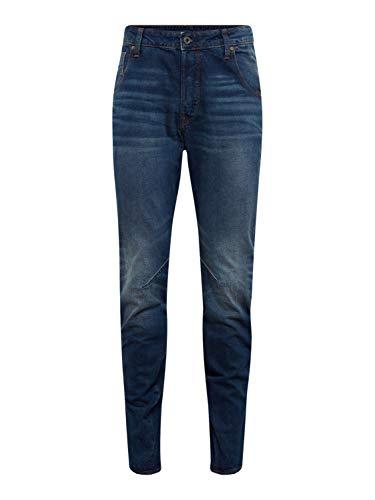 G-STAR RAW Herren Jeans Arc 3D Tapered, Blau (Dk Aged 9429-89), 30W / 32L