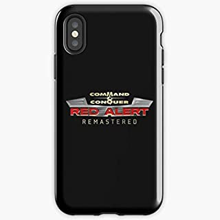 Command And Conquer Red Alert Remastered Cnc - Apocalypse Phone Case Glass, Glowing For All Iphone, Samsung Galaxy-rabbitair.