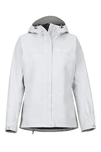 Marmot Damen, Wm's Minimalist Jacket Hardshell Regenjacke, wasserdicht, winddicht & atmungsaktiv, Bright Steel, M
