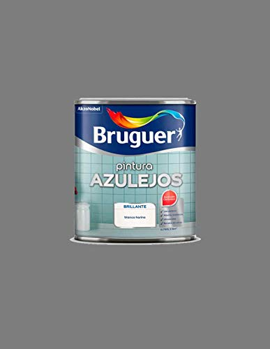 BRUGUER Gris Cemento Esmalte Azulejos 750 ML