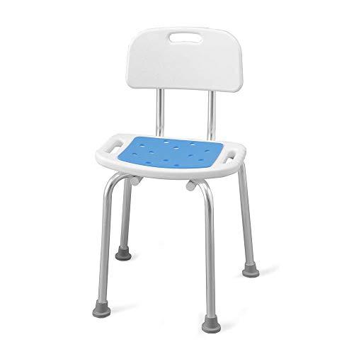 アイリスオーヤマ シャワーチェア 背もたれ付き 風呂椅子 介護用 介護用品 敬老の日 ハイタイプ 座面高さ約45�p ホワイト SCT-450