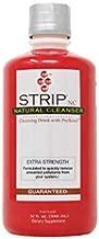 Strip Same-Day Detox Drink, Extra Strength Cleansing Quick Flush Potent Deep System Cleanser Fruit Punch Flavor (32 oz)