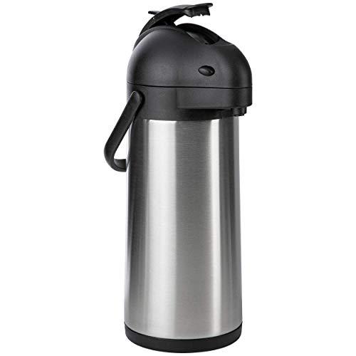 ONVAYA® Airpot Jarra de Bomba | 3 litros | Jarra de vacío...