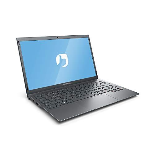 Notebook Positivo Motion Gray C4128E-S Intel Celeron 4GB 128GB SSD 14,1'' LED Webcam HD Windows 10 Home - Cinza