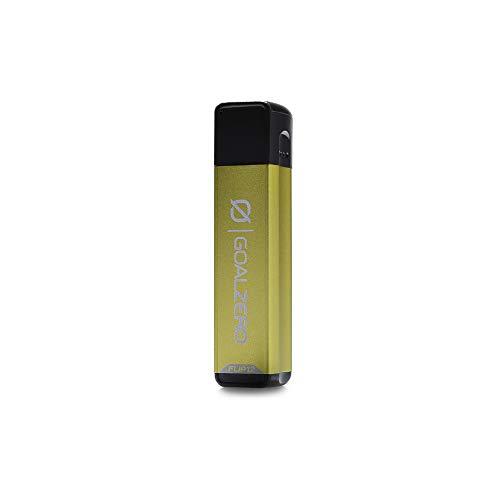Goal Zero Flip 12 Portable Phone Charger, 3,350 mAh/12 Wh External Battery Power Bank… (Green)