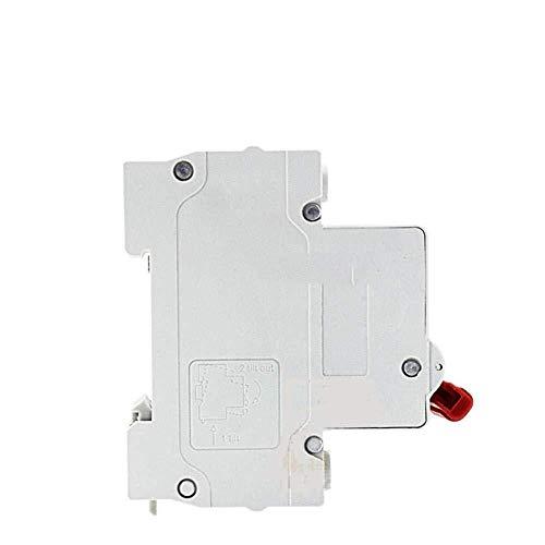 Disyuntor de circuito doméstico 2P DC 1000V mini disyuntor solar 6A / 10A / 16A / 20A / 25A / 32A / 40A / 50A / 63A DC Mcb para Pv System-A_32A-A_20A