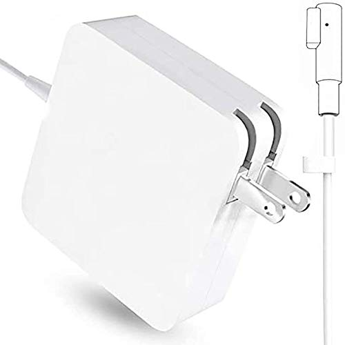 60W Mac Book Pro Charger, AC 60W L-Tip Power Replacement Adapter Charger for Mac Book Pro 13-Inch(Before Mid 2012 Models)