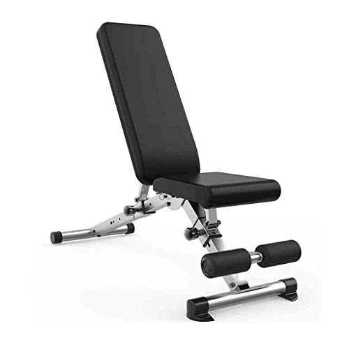 Review Of Home Gyms Supine Board Fitness Chair Dumbbell Bench Sports Accessories Equipment Multifunc...