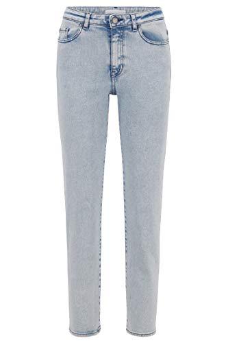 BOSS Womens Regular 1 Jeans, Natural (104), 28