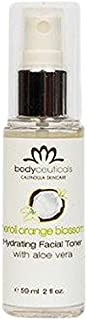 BodyCeuticals Neroli Orange Blossom plus Aloe Facial Hydrating Spray, 2.25 Fluid Ounce