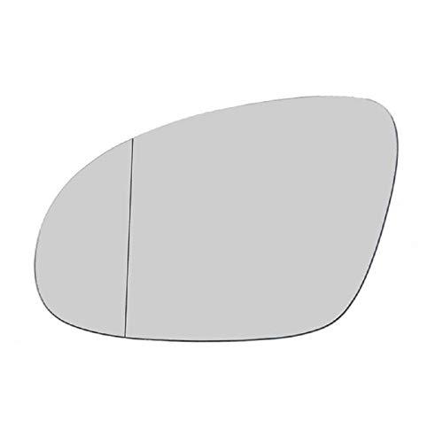 Spiegel Spiegelglas Links von Pro!Carpentis kompatibel mit Golf V Typ 1K1 / 1K5, Golf Plus Typ 5M1, Jetta III Typ 1K2 beheizbar