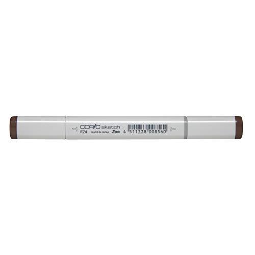 Copic Markers E74-Sketch, Cocoa Brown