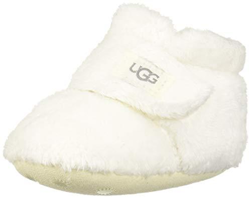UGG Baby Bixbee Ankle Boot, Vanilla, 0/1 M US Infant