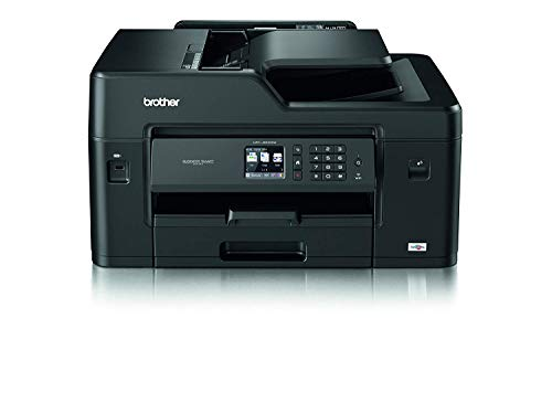 Brother MFC-J6530DW A3 All In One Colour Inkjet Printer + Extra Set Of Original LC3217 Brother Inks...