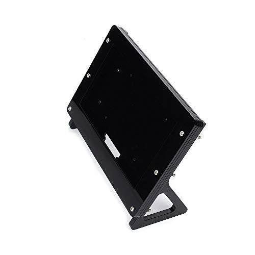 HUANRUOBAIHUO 7 inch LCD Display Screen Bracket Holder Case for Raspberry Pi 3 Acrylic Bracket Support for Raspberry Pi 7 inch LCD 1024 * 600 3D Printer Parts